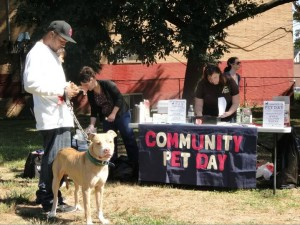 Community Pet Day