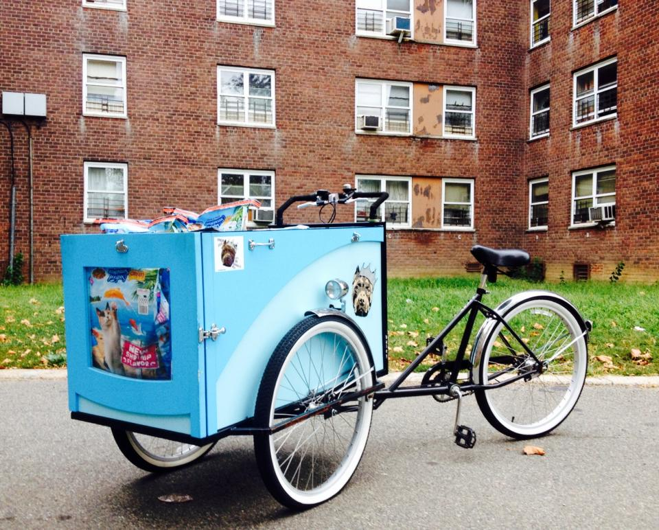 Tuff Riders Trike